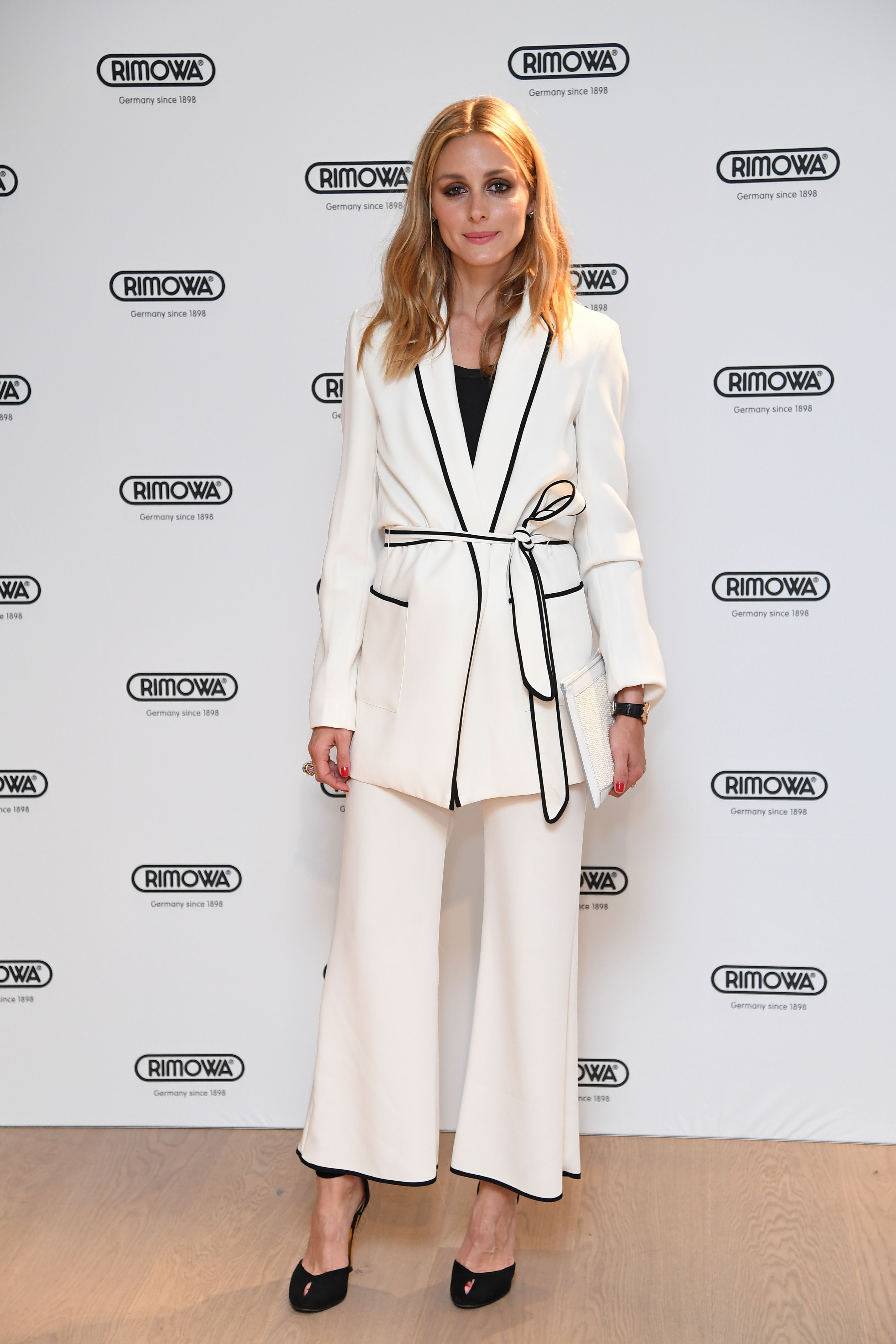 Olivia Palermo during Rimowa London Concept VIP in London.  29 June 2016.