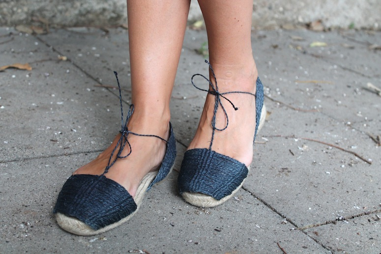 Espadrilles Ball Pages Lost in Vogue 2