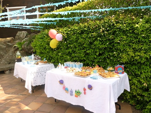 First Birthday Pocoyo party lostinvogue.com 14
