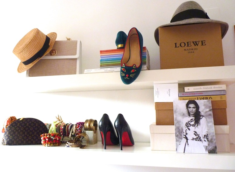 Inside a bloggers closet www.lostinvogue.com (all rights reserved) 1