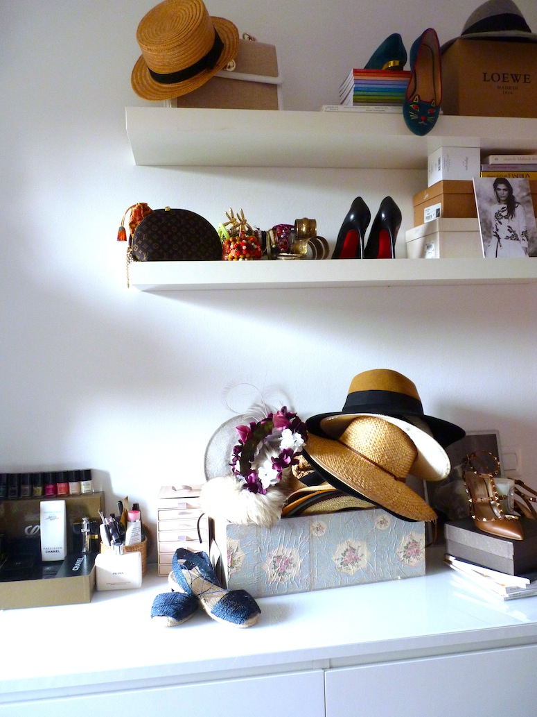 Inside a bloggers closet www.lostinvogue.com (all rights reserved) 5