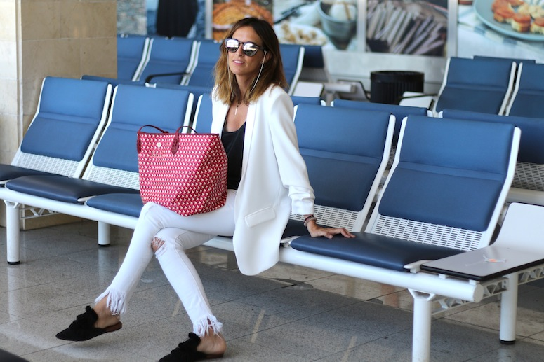 airport look www.lostinvogue.com 1