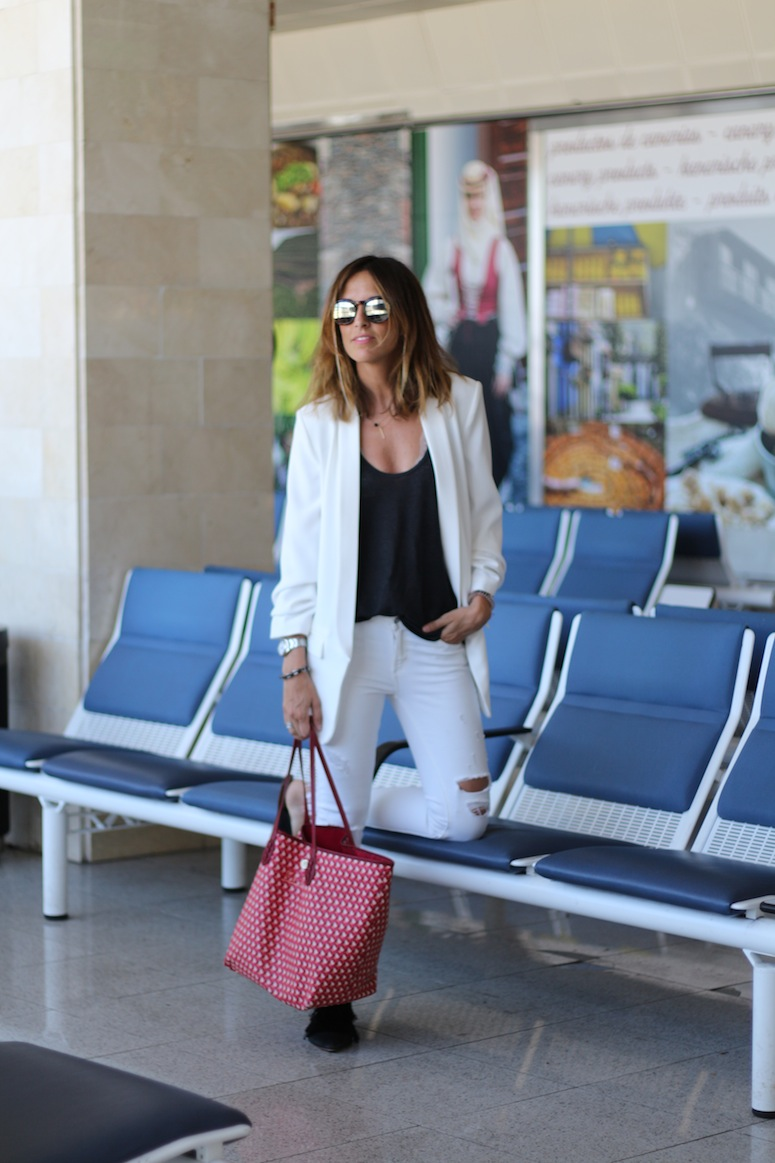 airport look www.lostinvogue.com 3