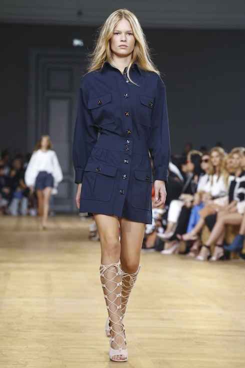 Chloe, Ready to Wear Spring Summer 2015 Collection in Paris